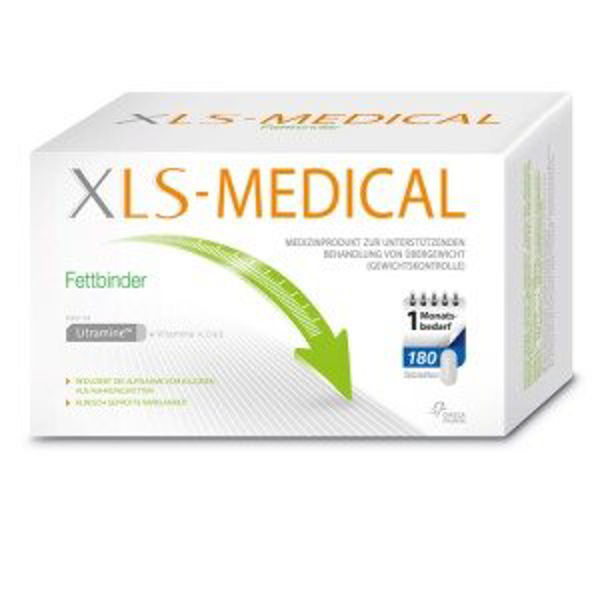 Picture of XLS Medical Fettbinder Tabletten…