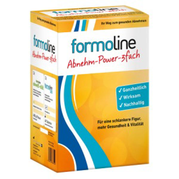 Picture of Formoline Abnehm-power-3fach…