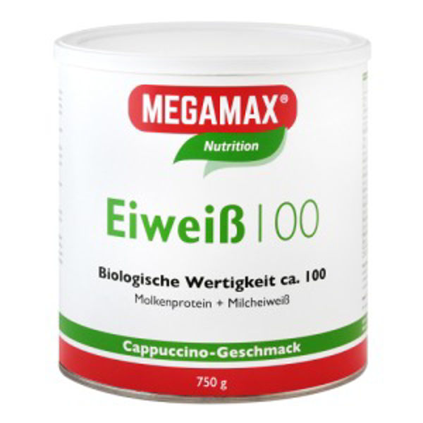 Picture of Eiweiß 100 Cappuccino