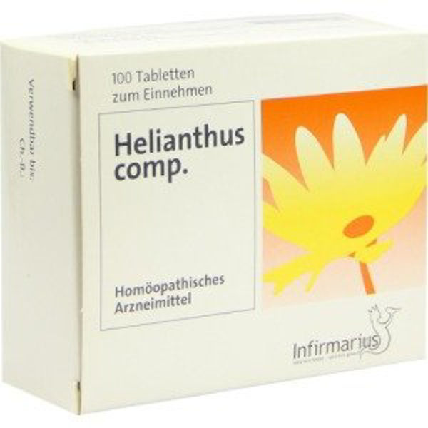 Picture of Helianthus Comp.tabletten